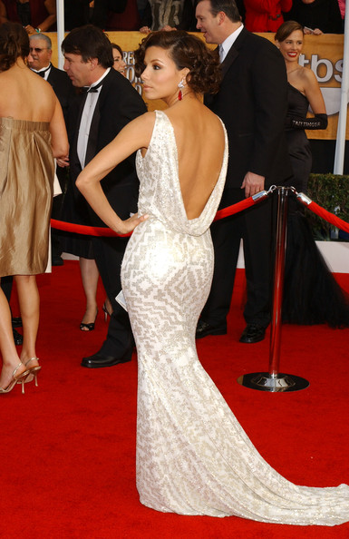 Eva Longoria at the 2008 SAG Awards