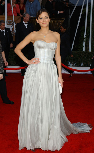 Marion Cotillard at the 2008 SAG Awards