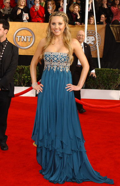 Amanda Bynes at the 2008 SAG Awards