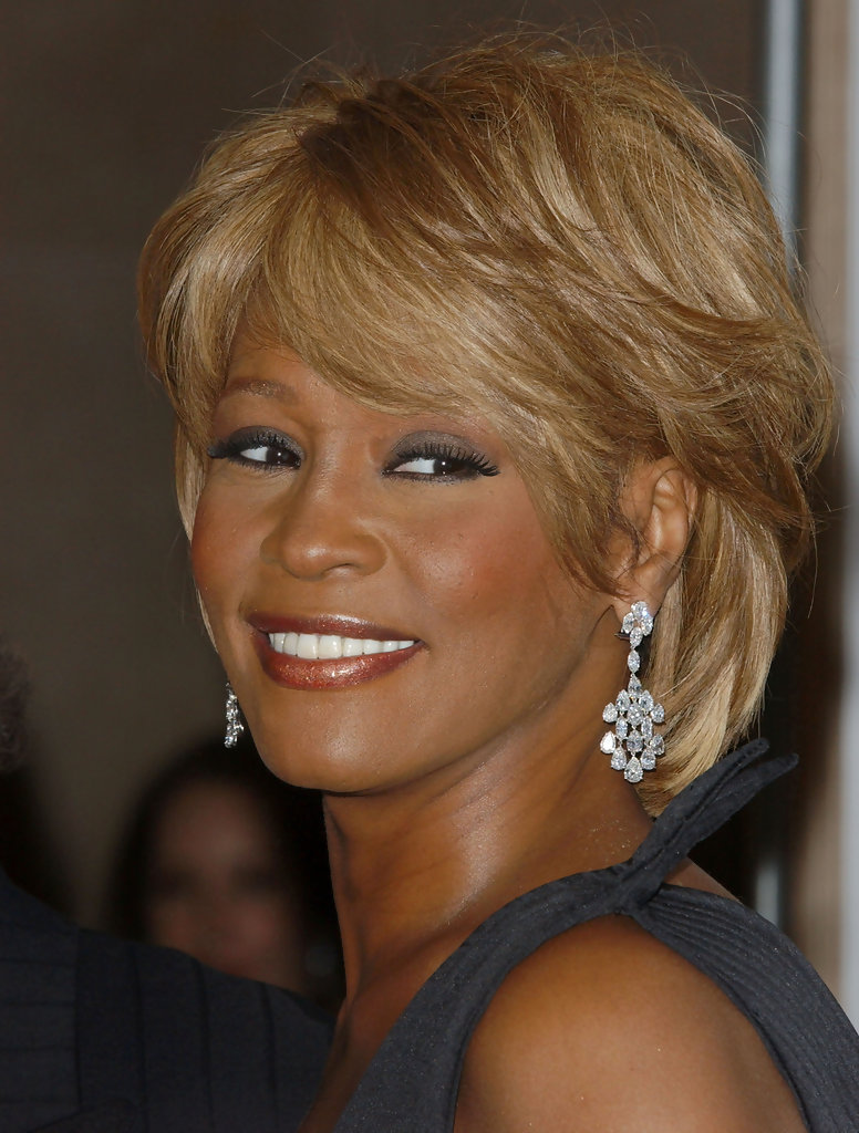 more pics of whitney houston b.o.b (5 of 9) - short hairstyles