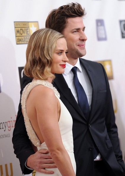 More Pics of Emily Blunt Mid-Length Bob (5 of 24) - Mid-Length Bob Lookbook - StyleBistro