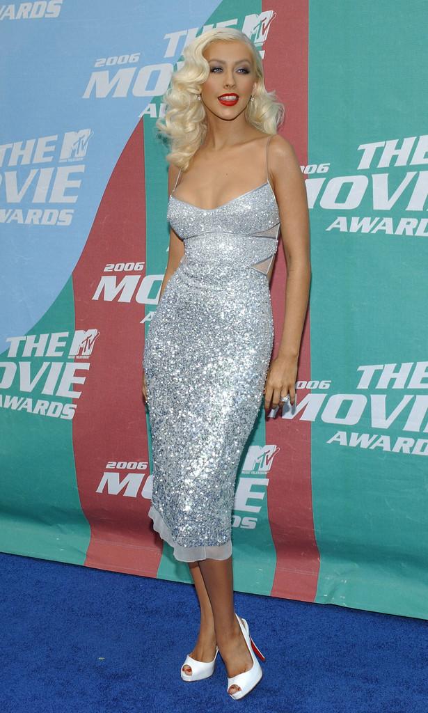 2006 MTV Movie Awards - Arrivals.Sony Pictures Studios, Culver City, CA.
