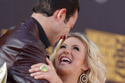 Julianne Hough and Helio Castroneves Photo