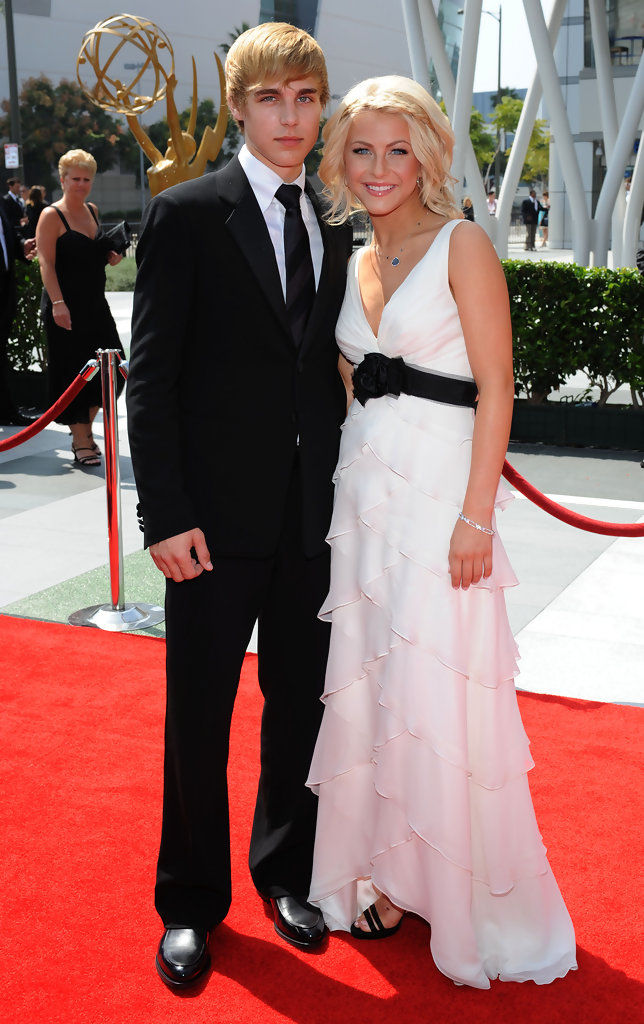 more pics of julianne hough pinned up ringlets 1 of 13