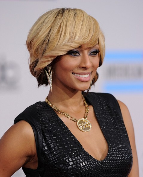 Keri+Hilson in 2010 American Music Awards - Arrivals