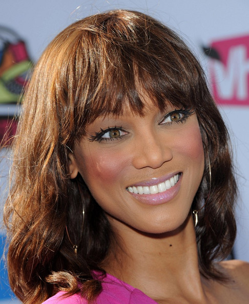 More Pics of Tyra Banks Evening Sandals (1 of 7) - Tyra Banks Lookbook - StyleBistro