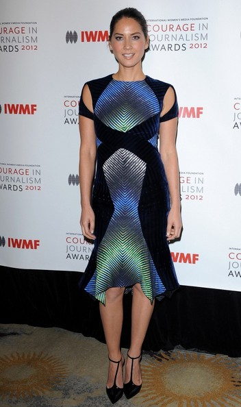 In Peter Pilotto At The 2012 Courage in Journalism Awards