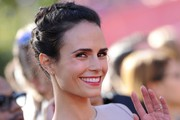 Jordana Brewster pulled her locks up into a cute braided updo for the ESPYs.