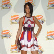 Printed Dress at the 2007 Kids' Choice Awards
