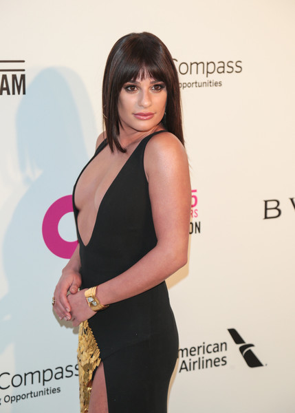 More Pics of Lea Michele Strappy Sandals (5 of 16) - Lea Michele Lookbook - StyleBistro []