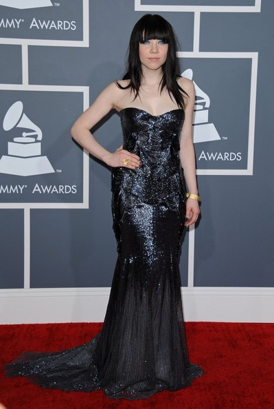 More Pics of Carly Rae Jepsen Mermaid Gown (5 of 14) - Carly Rae Jepsen Lookbook - StyleBistro