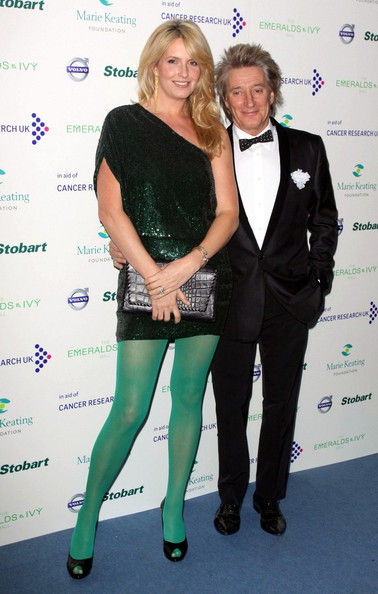 More Pics of Penny Lancaster Tights (1 of 4) - Tights Lookbook - StyleBistro