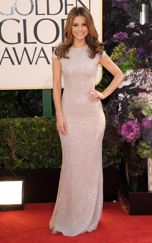 70th Annual Golden Globe Awards..The Beverly Hilton, Beverly Hills, CA..January 13, 2013..Job: 130113A1..(Photo by Axelle Woussen)..Pictured: Maria Menounos....