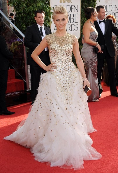 More Pics of Julianne Hough Evening Dress (7 of 11) - Julianne Hough Lookbook - StyleBistro
