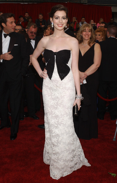 Valentino at the 2007 Academy Awards