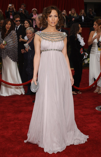 Jennifer Lopez in Marchesa