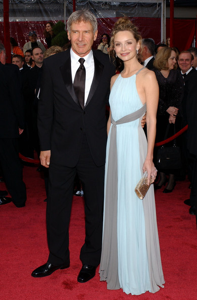 More Pics of Calista Flockhart Evening Dress (1 of 5) - Dresses & Skirts Lookbook - StyleBistro