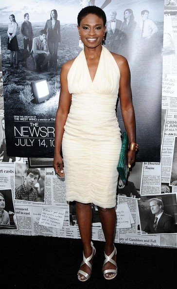 Adina Porter Halter Dress