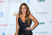 Adrienne Bailon Wrap Dress