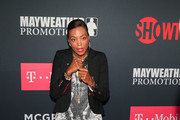 Aisha Tyler Cropped Jacket