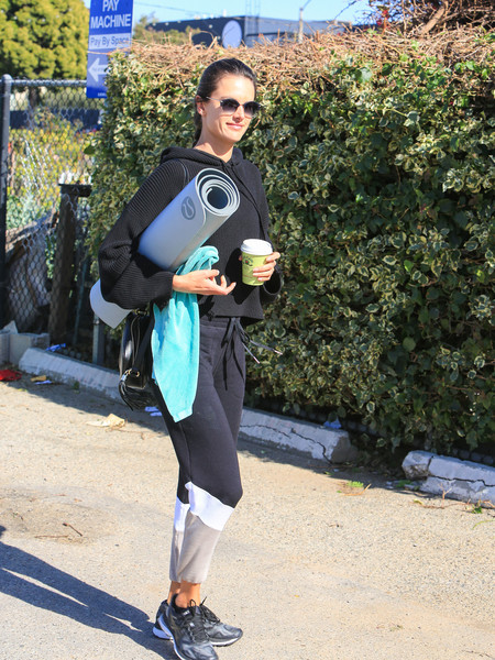 More Pics of Alessandra Ambrosio Running Shoes (1 of 15) - Running Shoes Lookbook - StyleBistro
