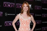 Alicia Witt Cocktail Dress