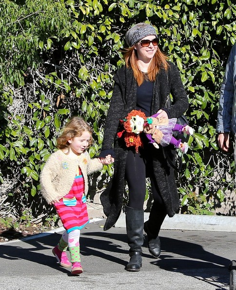 Alyson Hannigan Leggings