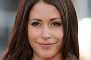 Amanda Crew Long Curls