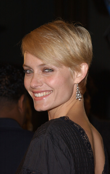 Amber Valletta Boy Cut