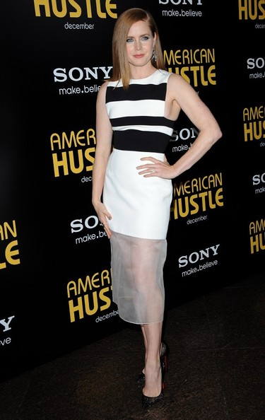Amy Adams Cocktail Dress