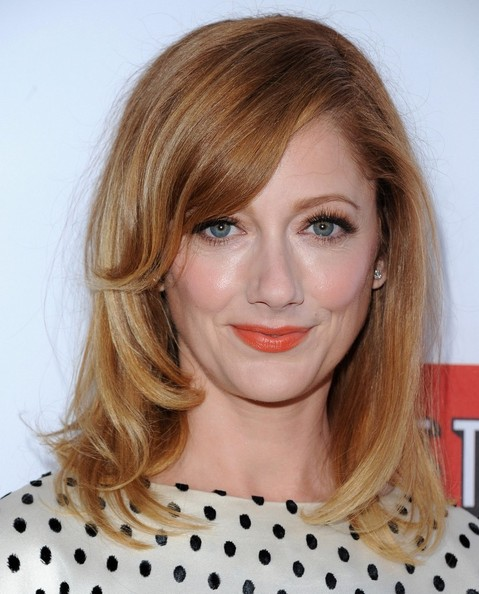 More Pics of Judy Greer Cocktail Dress (1 of 4) - Cocktail Dress Lookbook - StyleBistro