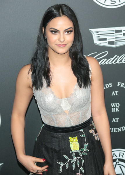 More Pics of Camila Mendes Lace Dress (3 of 4) - Camila Mendes Lookbook - StyleBistro