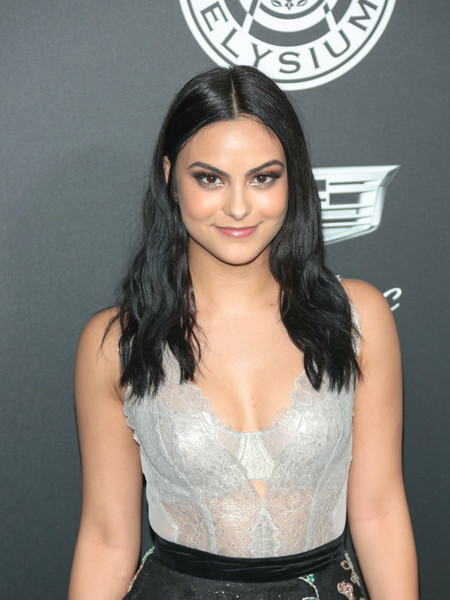 More Pics of Camila Mendes Lace Dress (1 of 4) - Camila Mendes Lookbook - StyleBistro
