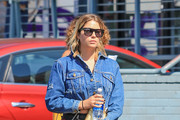 Ashley Benson Denim Jacket