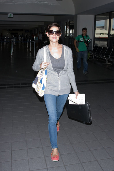 Ashley Greene Attache Case