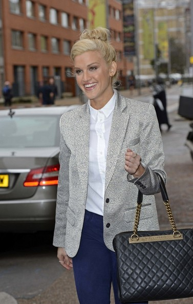 Ashley Roberts Button Down Shirt