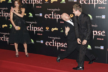 Ashley Greene Xavier Samuel 'Eclipse' Premiere in Spain