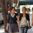 Hanging Out on the 'Baby Mama' Movie Set