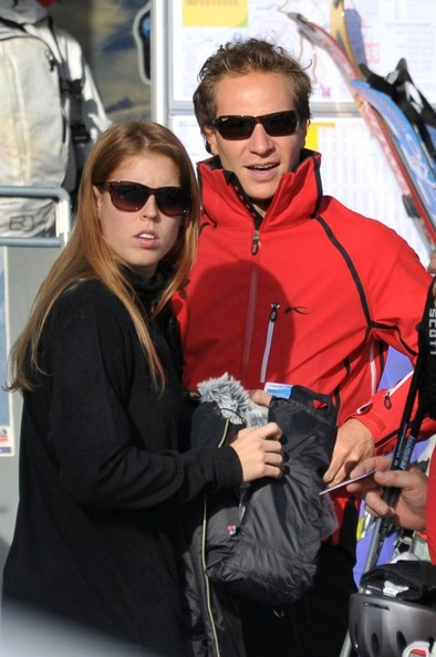More Pics of Princess Beatrice Wayfarer Sunglasses (1 of 3) - Princess Beatrice Lookbook - StyleBistro