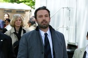 Ben Affleck Fitted Jacket