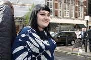 Beth Ditto Ballet Flats