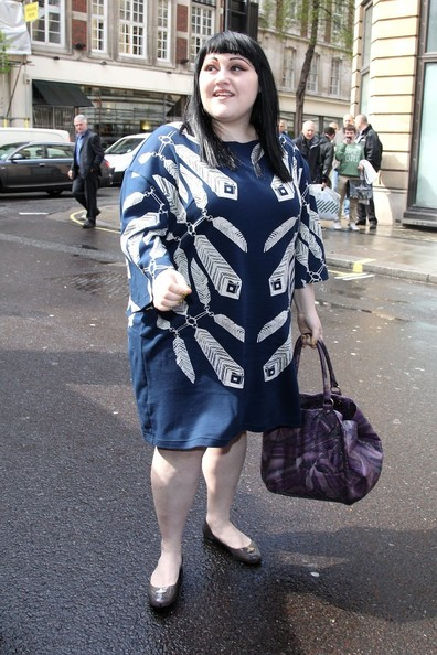 More Pics of Beth Ditto Ballet Flats (5 of 9) - Beth Ditto Lookbook - StyleBistro