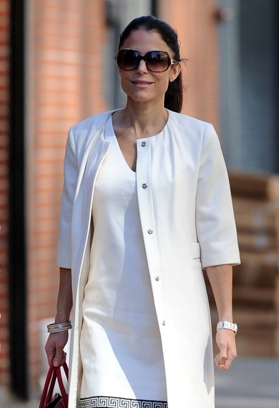 Bethenny Frankel Ponytail