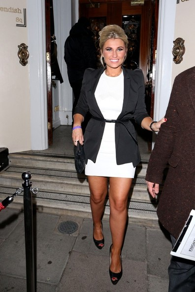 Billie Faiers Cocktail Dress