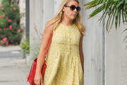 Busy Philipps Baby Doll Dress