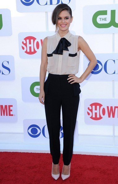 CBS, The CW & Showtime 2012 TCA Party