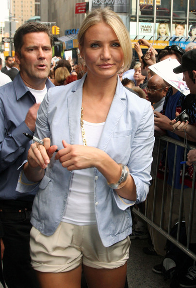Cameron Diaz Bangle Bracelet