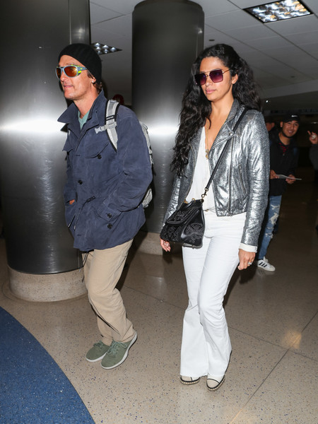 Camila Alves Motorcycle Jacket []