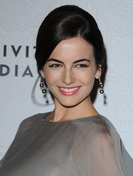 Camilla Belle Pearl Drop Earrings