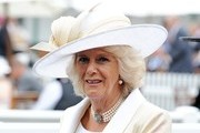 Camilla Parker Bowles Decorative Hat